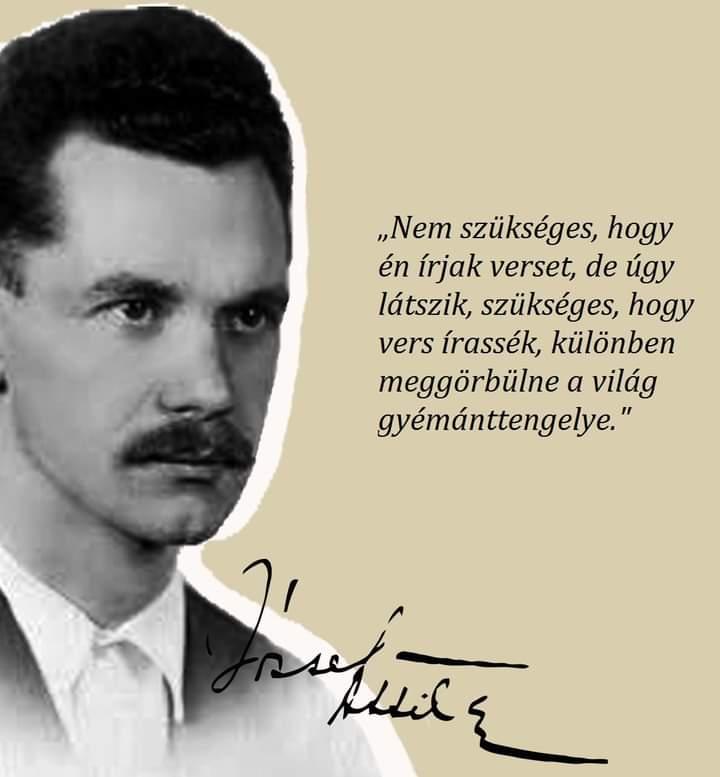 Ma ünnepeljük a magyar költészet napját