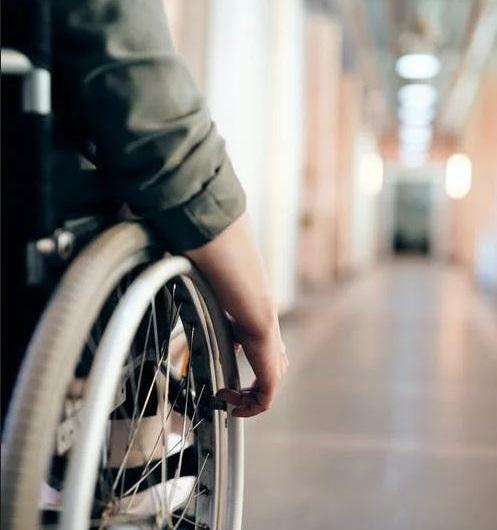 A mozgássérültek esélyegyenlőségéért