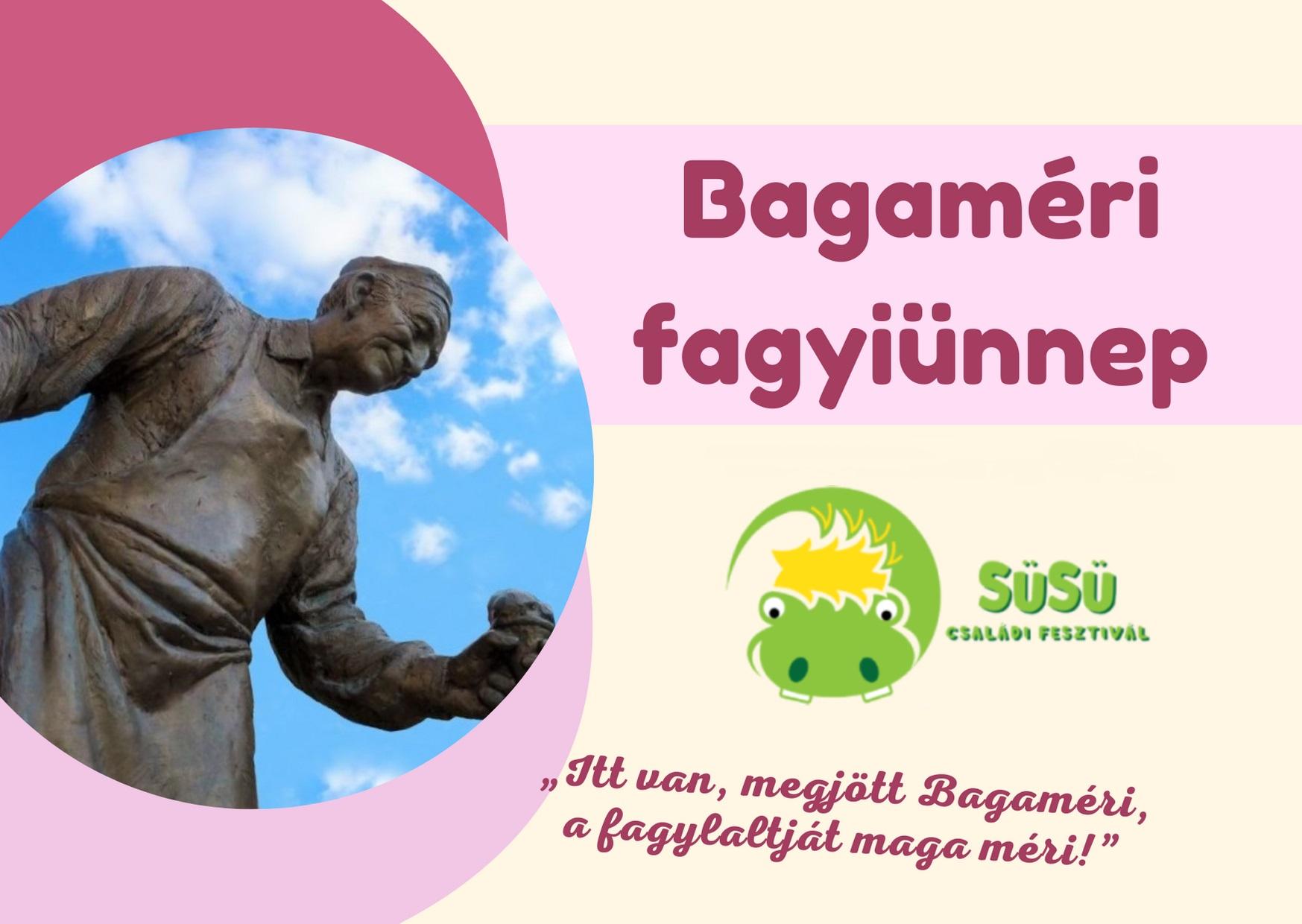 Bagaméri fagyiünnep a Süsü Családi Fesztiválon