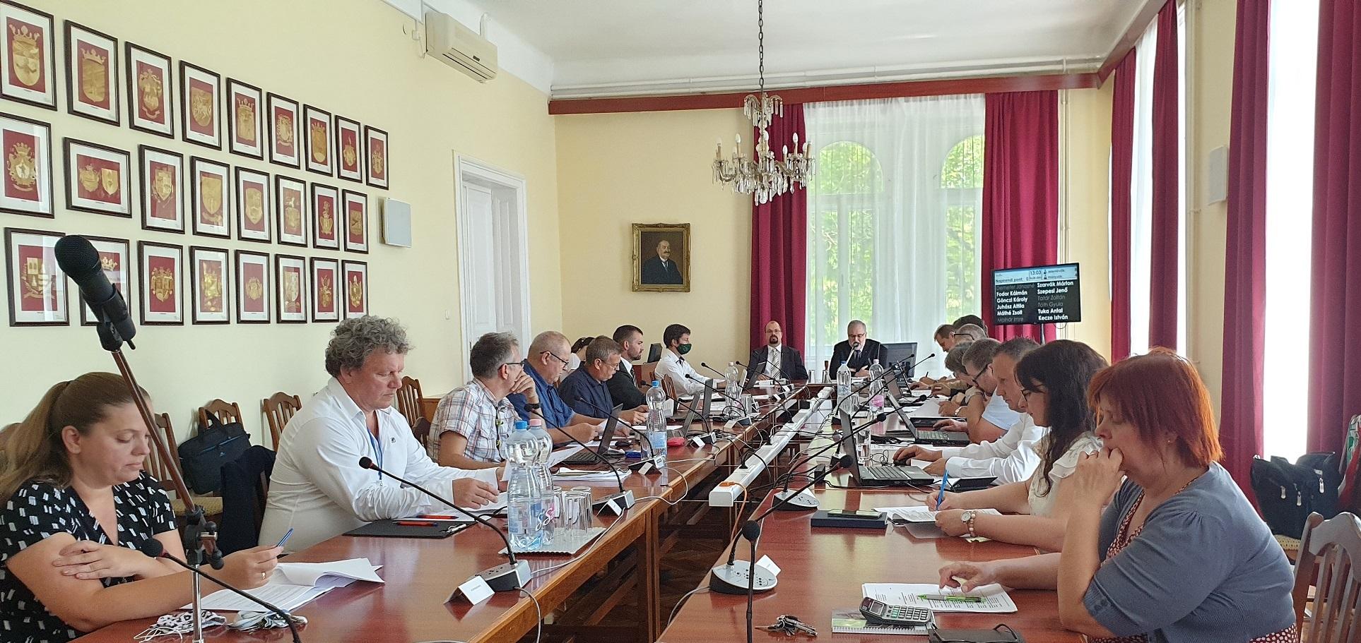 Újra ülést tarthatott a Képviselő-testület