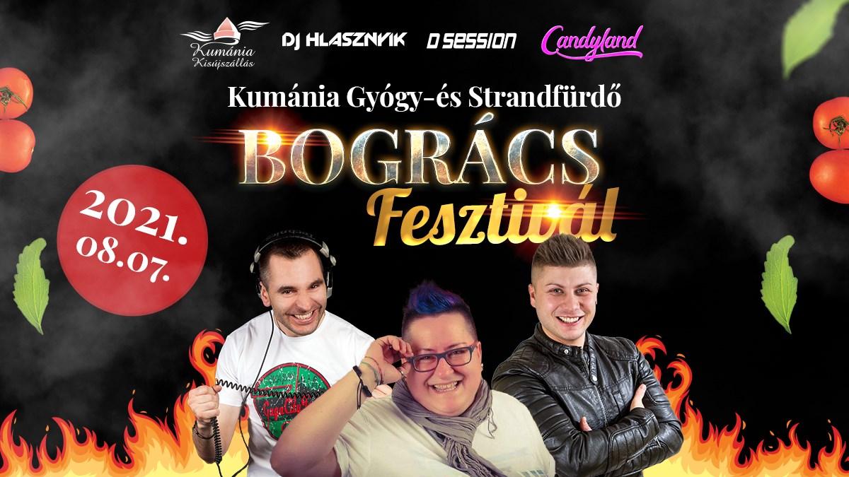 Bogrács Fesztivál a Kumánia Gyógy- és Strandfürdőben