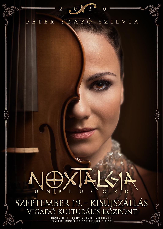Péter Szabó Szilvia / Noxtalgia unplugged