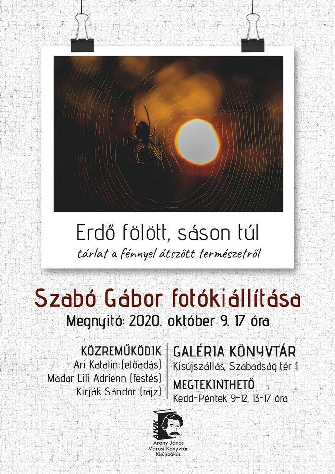 Szabó Gábor fotókiállítása
